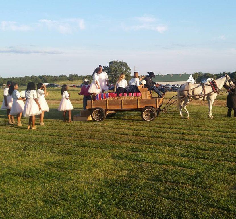 tulsa wedding venues wagon