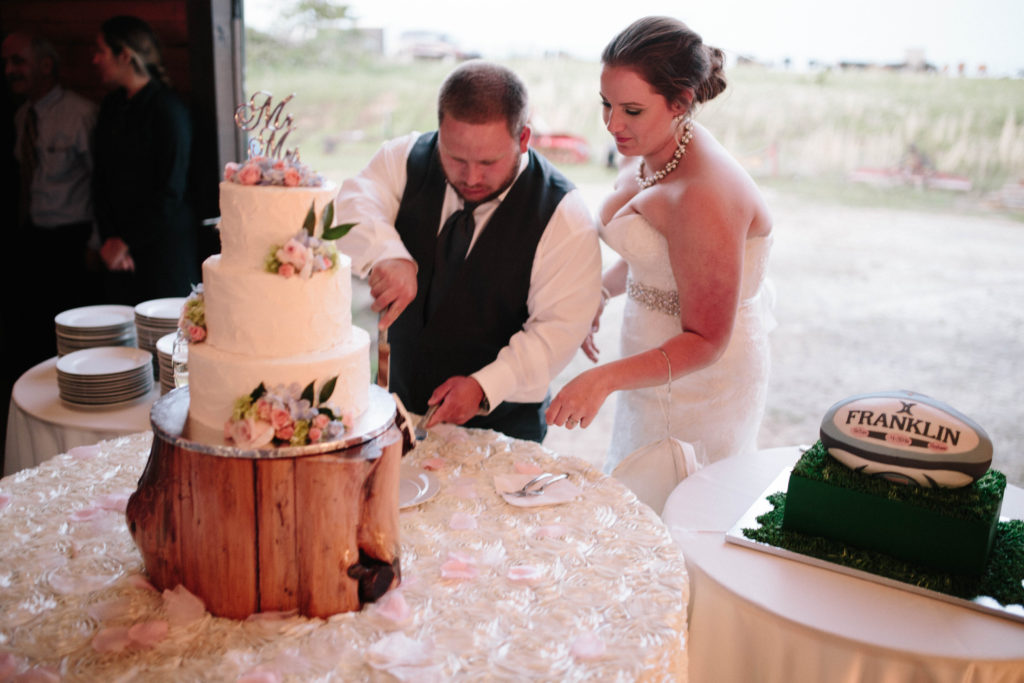 tulsa wedding venues cake
