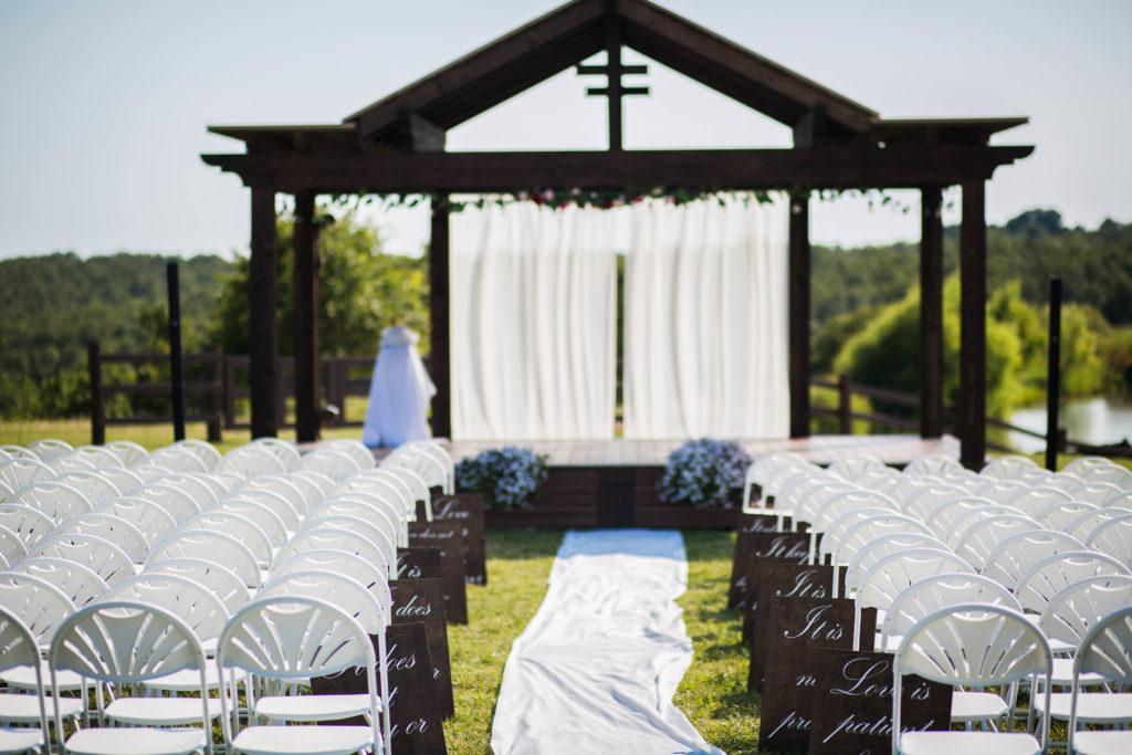 tulsa wedding venues runner