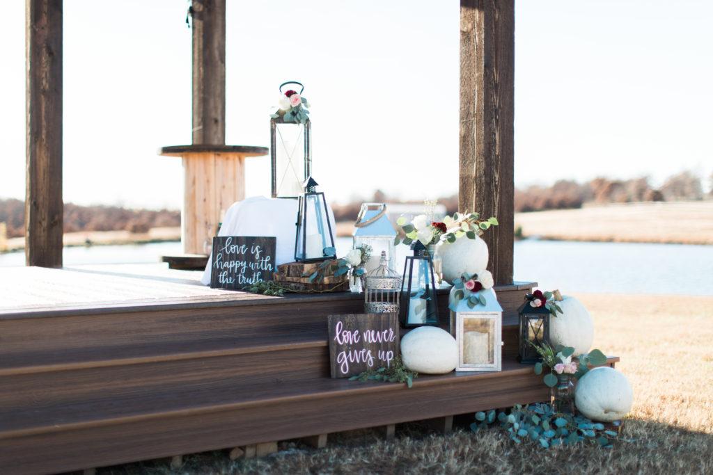 tulsa wedding venues decor