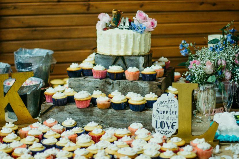tulsa wedding venues cupcakes