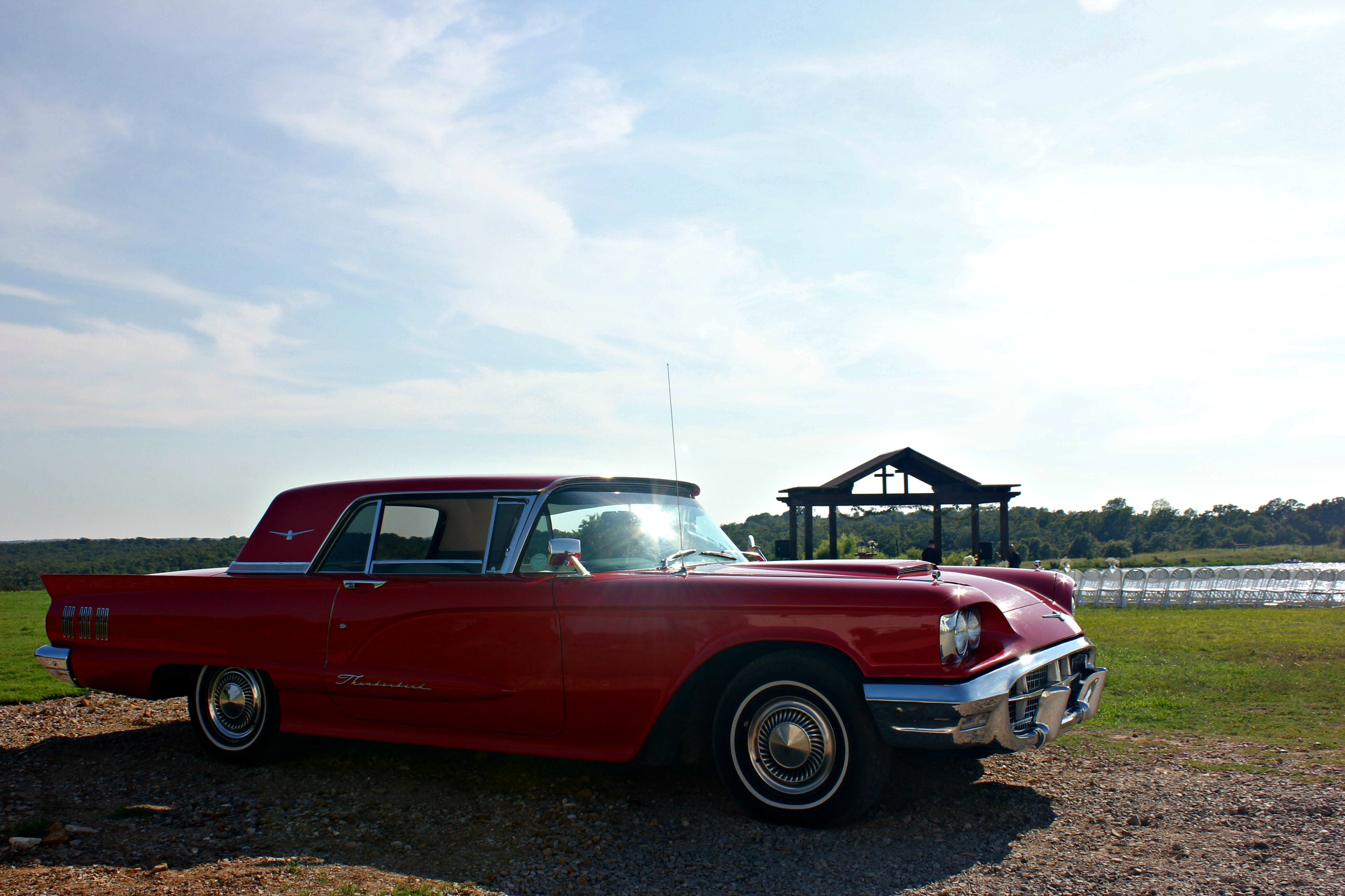 tulsa wedding venues car